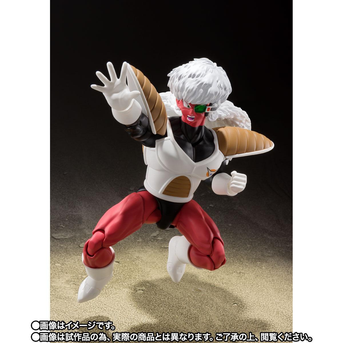 【限定販売】S.H.Figuarts『ジース』ドラゴンボールZ 可動フィギュア-006