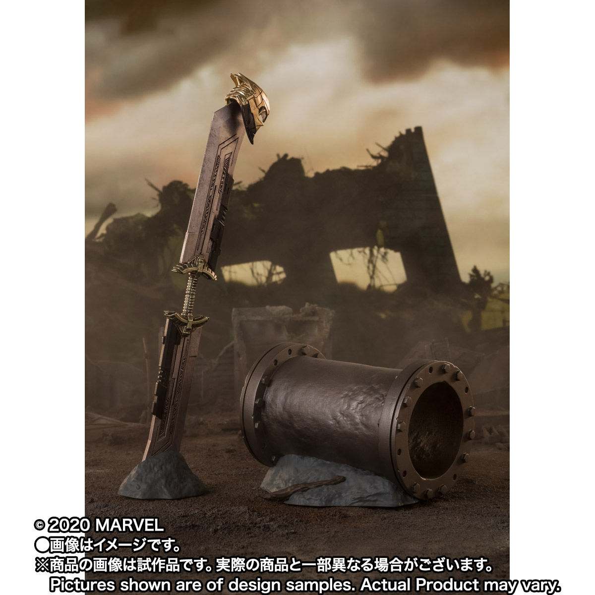 【限定販売】S.H.Figuarts『サノス -《FINAL BATTLE》 EDITION-』アベンジャーズ/エンドゲーム 可動フィギュア-006