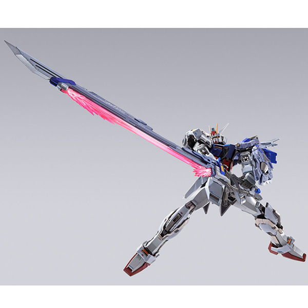 【限定販売】METAL BUILD『ソードストライカー』機動戦士ガンダムSEED 可動フィギュア