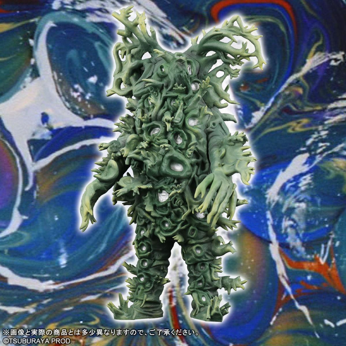 【限定販売】ウルトラ大怪獣シリーズ5000『ワイアール星人/カメレキング』完成品フィギュア-002