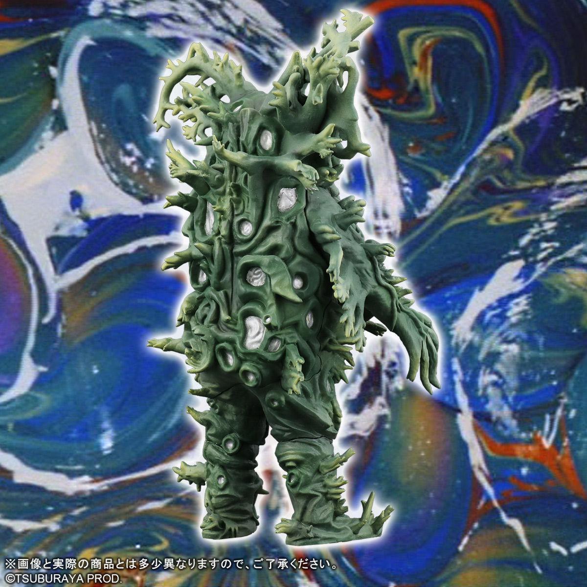 【限定販売】ウルトラ大怪獣シリーズ5000『ワイアール星人/カメレキング』完成品フィギュア-003