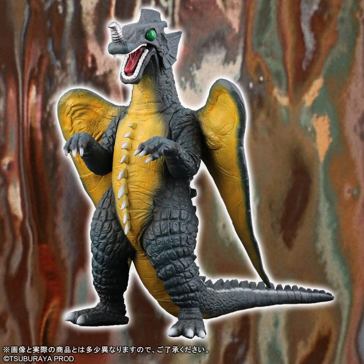 【限定販売】ウルトラ大怪獣シリーズ5000『ワイアール星人/カメレキング』完成品フィギュア-006