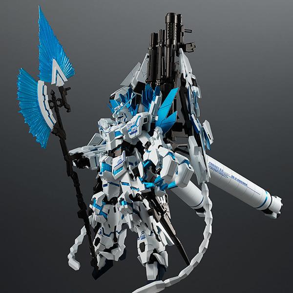 【限定販売】ROBOT魂〈SIDE MS〉『ユニコーンガンダム ペルフェクティビリティ・ディバイン』ガンダムUC 可動フィギュア