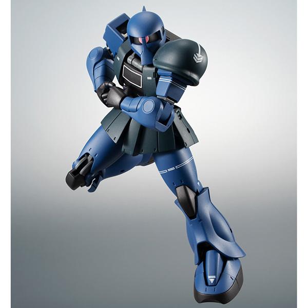 【限定販売】ROBOT魂〈SIDE MS〉『MS-05B 旧ザク ver. A.N.I.M.E. ~黒い三連星~』ガンダム 可動フィギュア