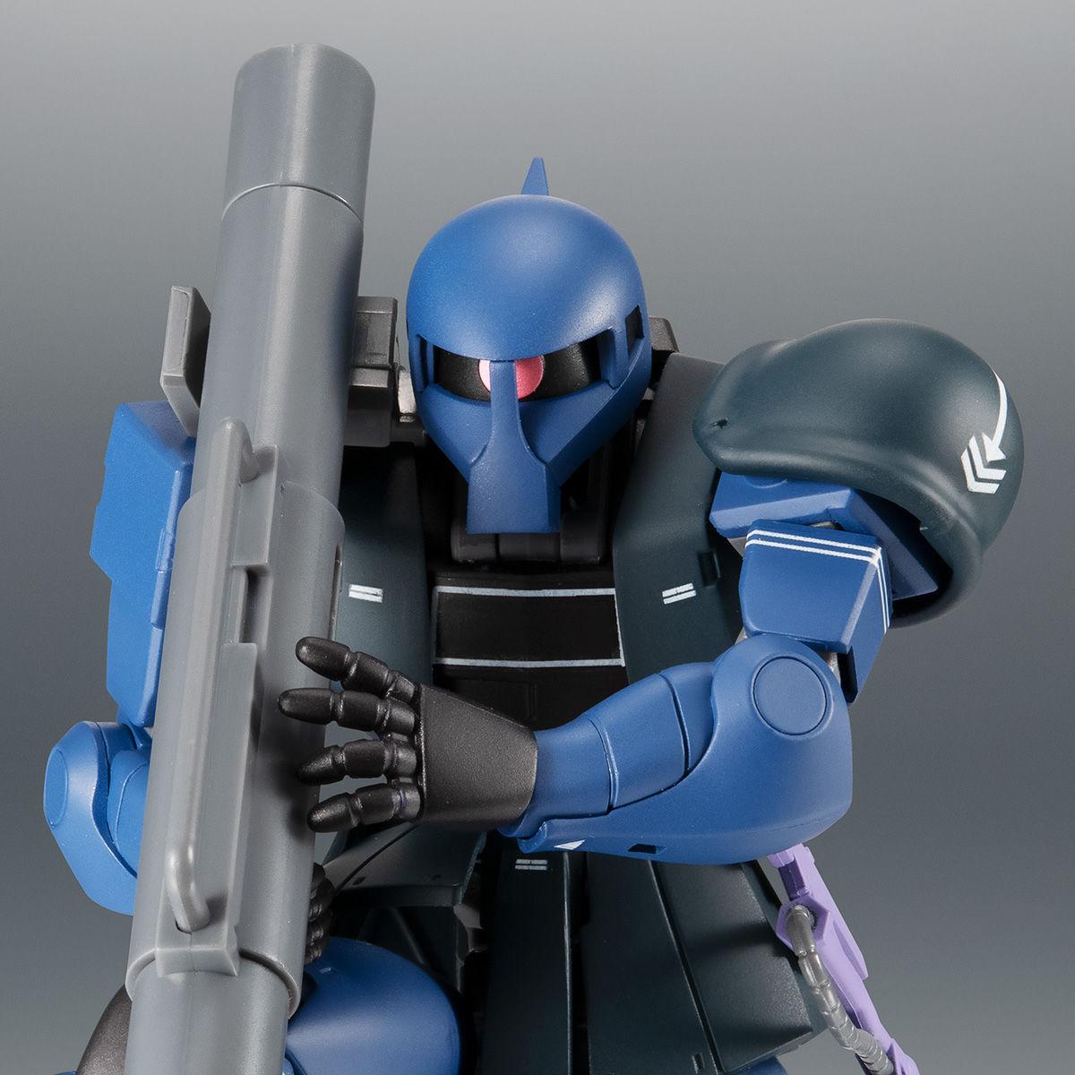 【限定販売】ROBOT魂〈SIDE MS〉『MS-05B 旧ザク ver. A.N.I.M.E. ~黒い三連星~』ガンダム 可動フィギュア-001