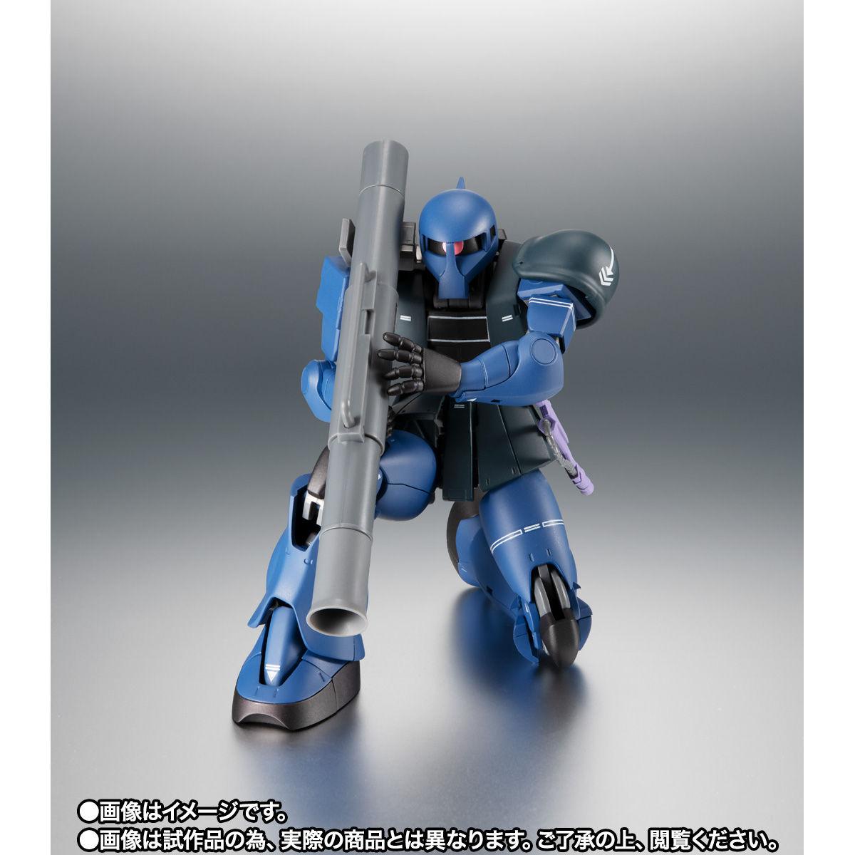 【限定販売】ROBOT魂〈SIDE MS〉『MS-05B 旧ザク ver. A.N.I.M.E. ~黒い三連星~』ガンダム 可動フィギュア-002