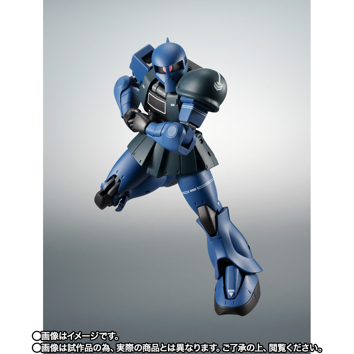 【限定販売】ROBOT魂〈SIDE MS〉『MS-05B 旧ザク ver. A.N.I.M.E. ~黒い三連星~』ガンダム 可動フィギュア-004