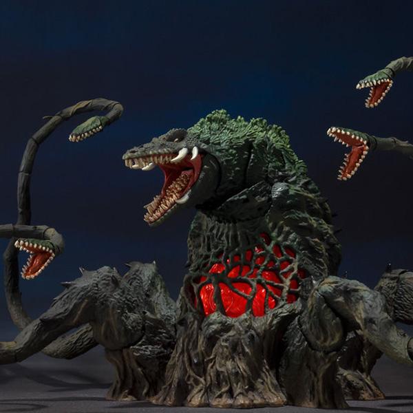【限定販売】S.H.MonsterArts『ビオランテ Special Color Ver.』ゴジラvsビオランテ 可動フィギュア