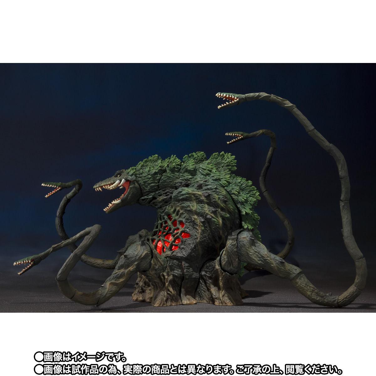 【限定販売】S.H.MonsterArts『ビオランテ Special Color Ver.』ゴジラvsビオランテ 可動フィギュア-004