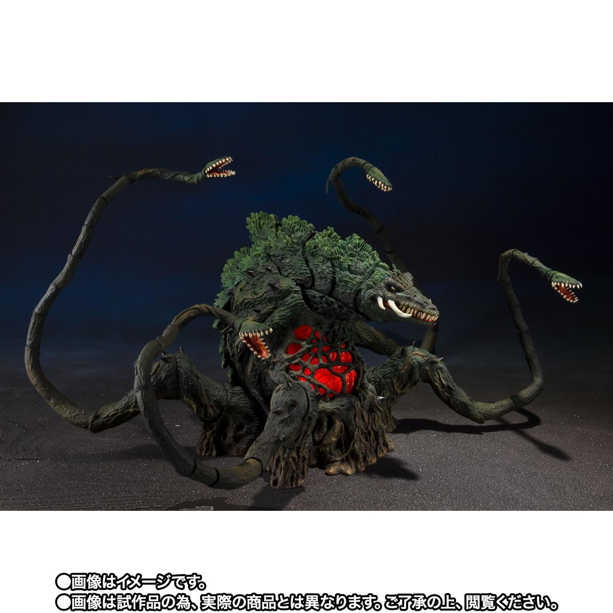 【限定販売】S.H.MonsterArts『ビオランテ Special Color Ver.』ゴジラvsビオランテ 可動フィギュア-006