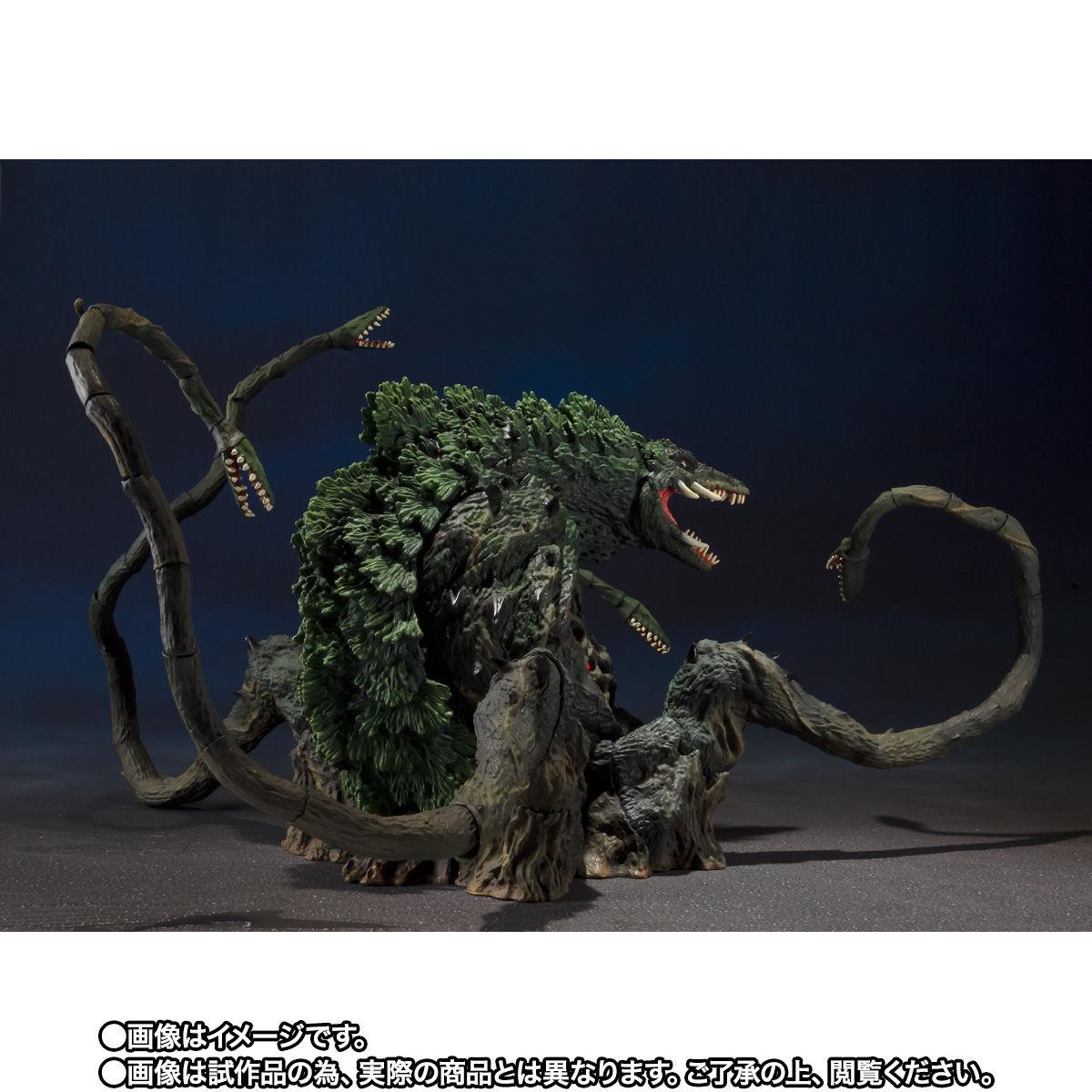 【限定販売】S.H.MonsterArts『ビオランテ Special Color Ver.』ゴジラvsビオランテ 可動フィギュア-007