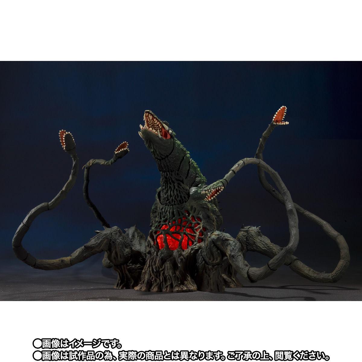 【限定販売】S.H.MonsterArts『ビオランテ Special Color Ver.』ゴジラvsビオランテ 可動フィギュア-008