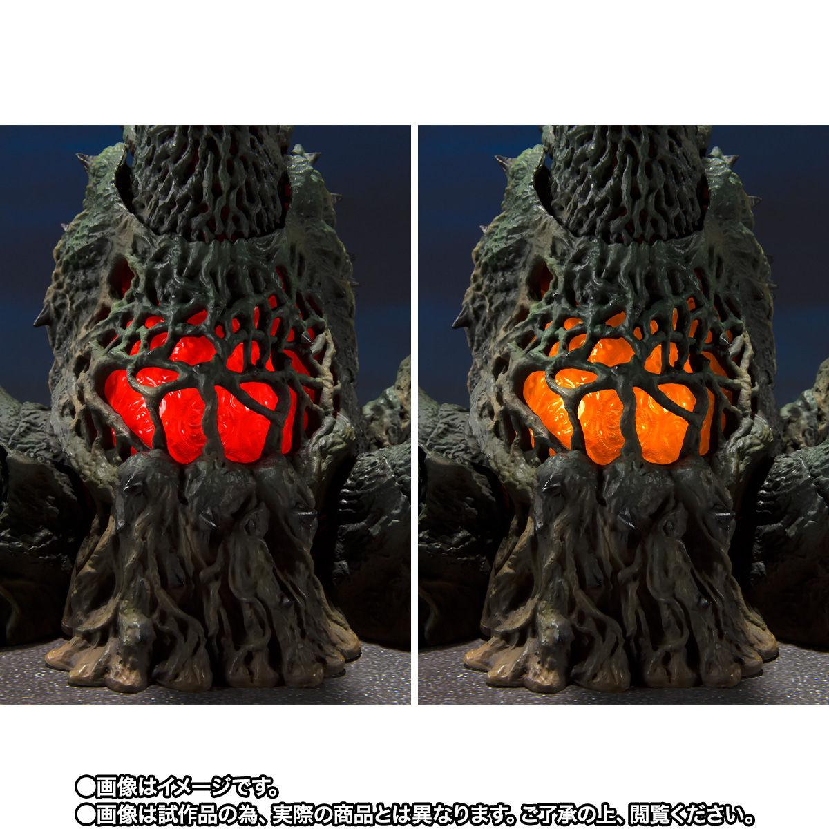 【限定販売】S.H.MonsterArts『ビオランテ Special Color Ver.』ゴジラvsビオランテ 可動フィギュア-009