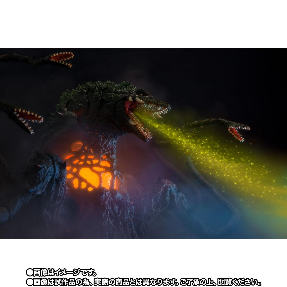【限定販売】S.H.MonsterArts『ビオランテ Special Color Ver.』ゴジラvsビオランテ 可動フィギュア-010