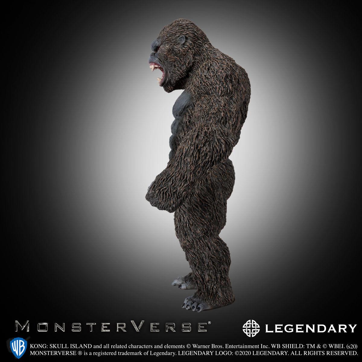 【限定販売】キングコング: 髑髏島の巨神『KONG SKULL ISLAND』ソフビフィギュア-002