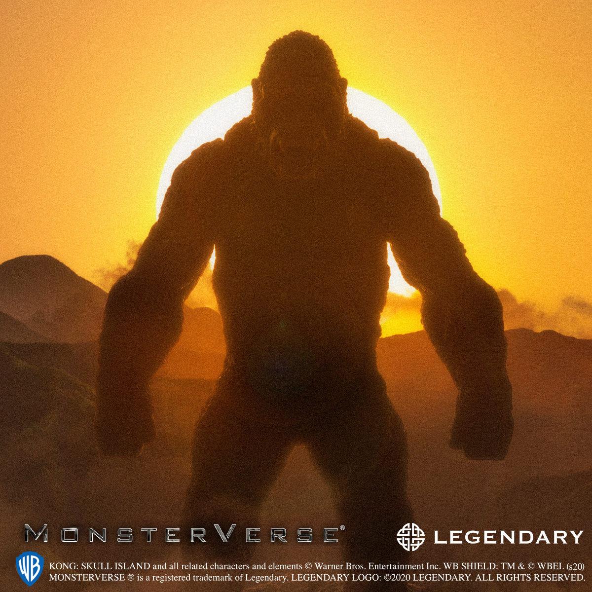 【限定販売】キングコング: 髑髏島の巨神『KONG SKULL ISLAND』ソフビフィギュア-009