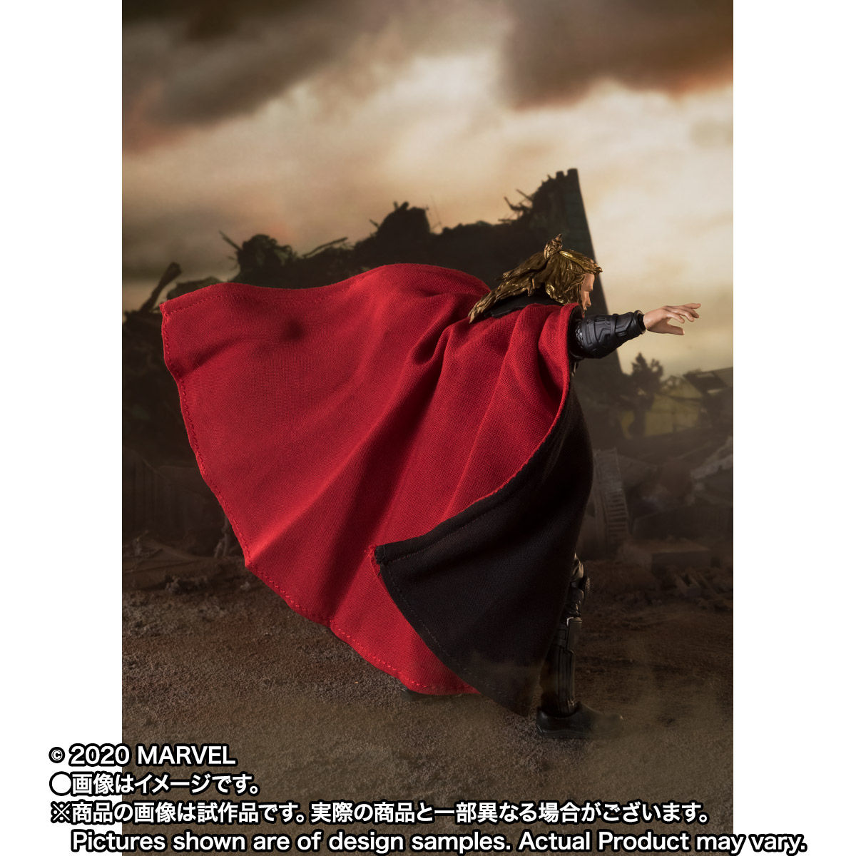 【限定販売】S.H.Figuarts『ソー -《FINAL BATTLE》 EDITION-』アベンジャーズ/エンドゲーム 可動フィギュア-004