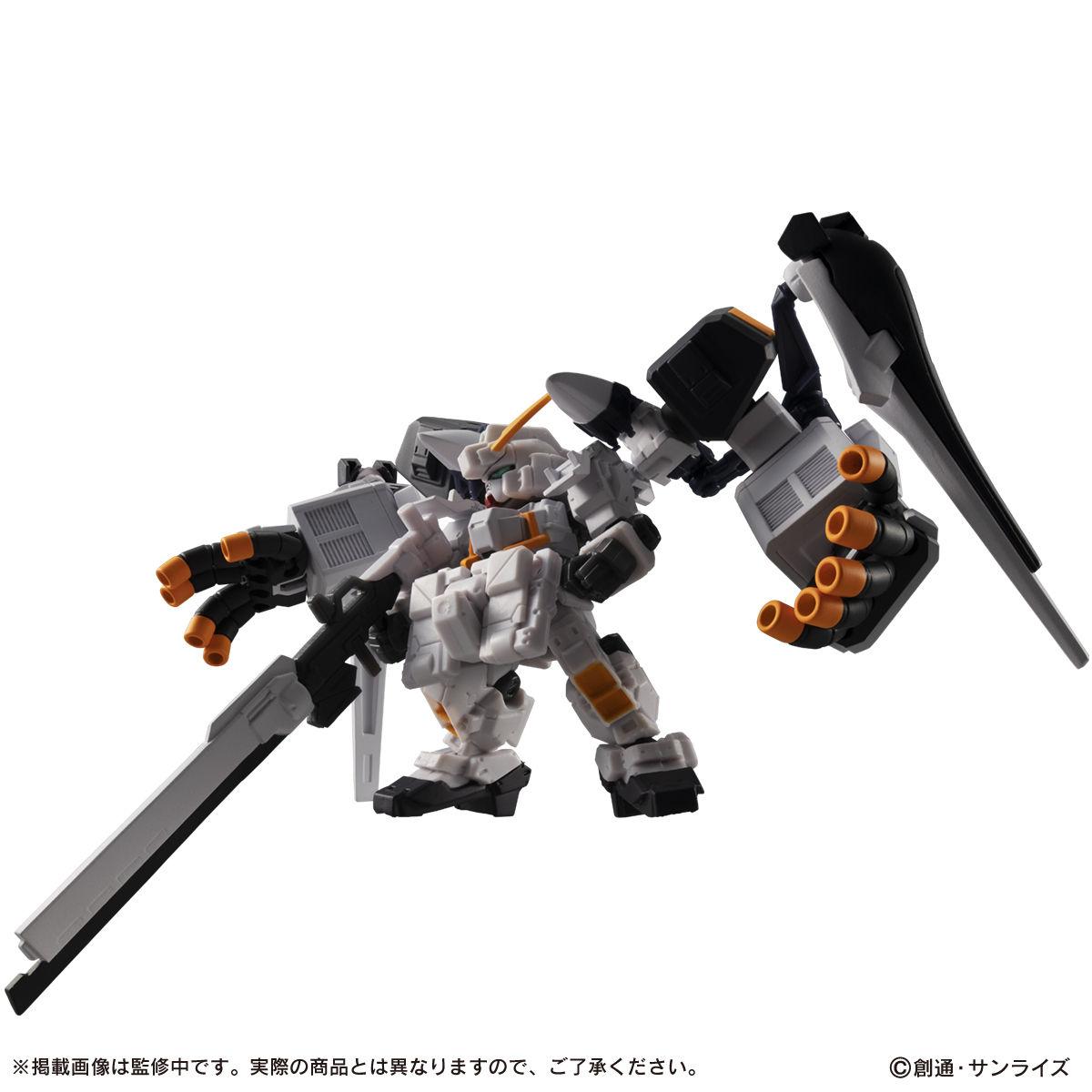 【限定販売】MOBILE SUIT ENSEMBLE『EX22 ギガンティック・アーム・ユニット装備セット』デフォルメ可動フィギュア-003