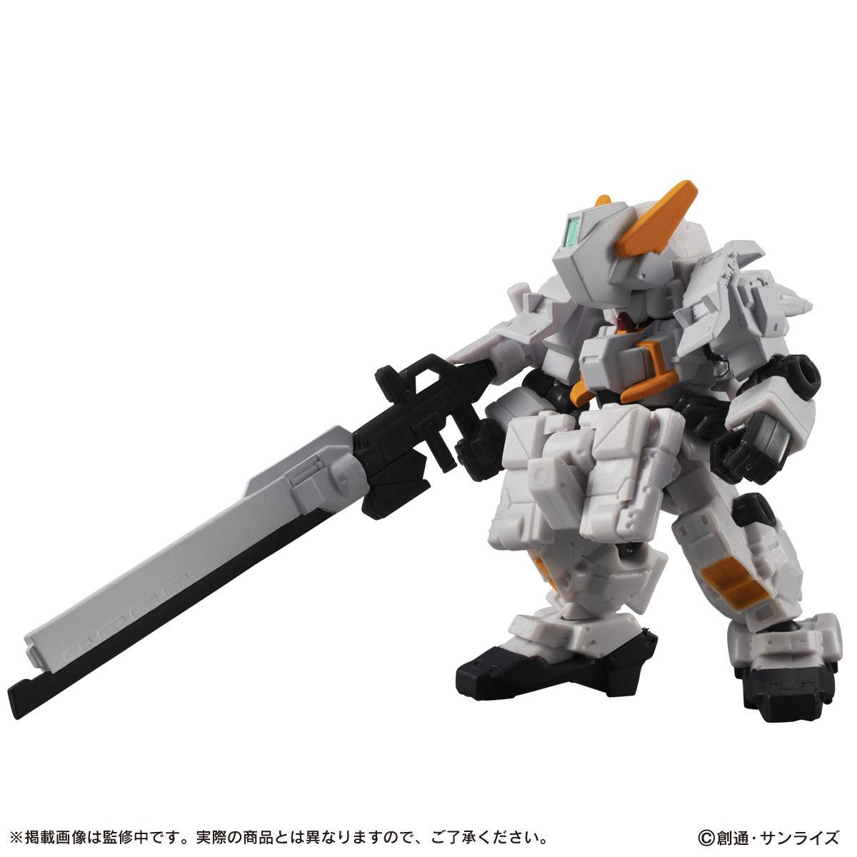 【限定販売】MOBILE SUIT ENSEMBLE『EX22 ギガンティック・アーム・ユニット装備セット』デフォルメ可動フィギュア-006