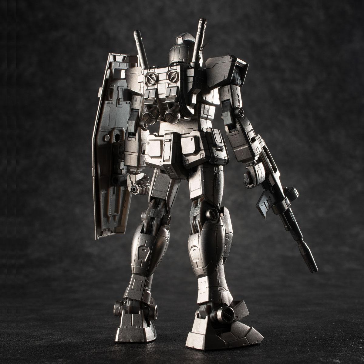 【限定販売】ガンダリウム合金モデル『RX-78-2 ガンダム』1/144 合金モデル-005