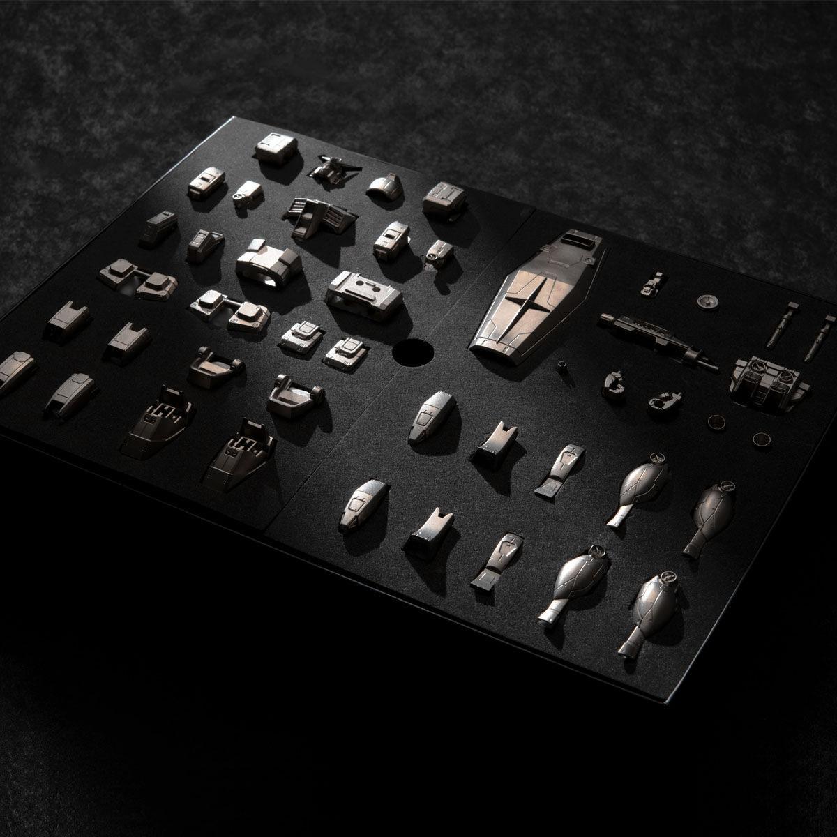 【限定販売】ガンダリウム合金モデル『RX-78-2 ガンダム』1/144 合金モデル-007