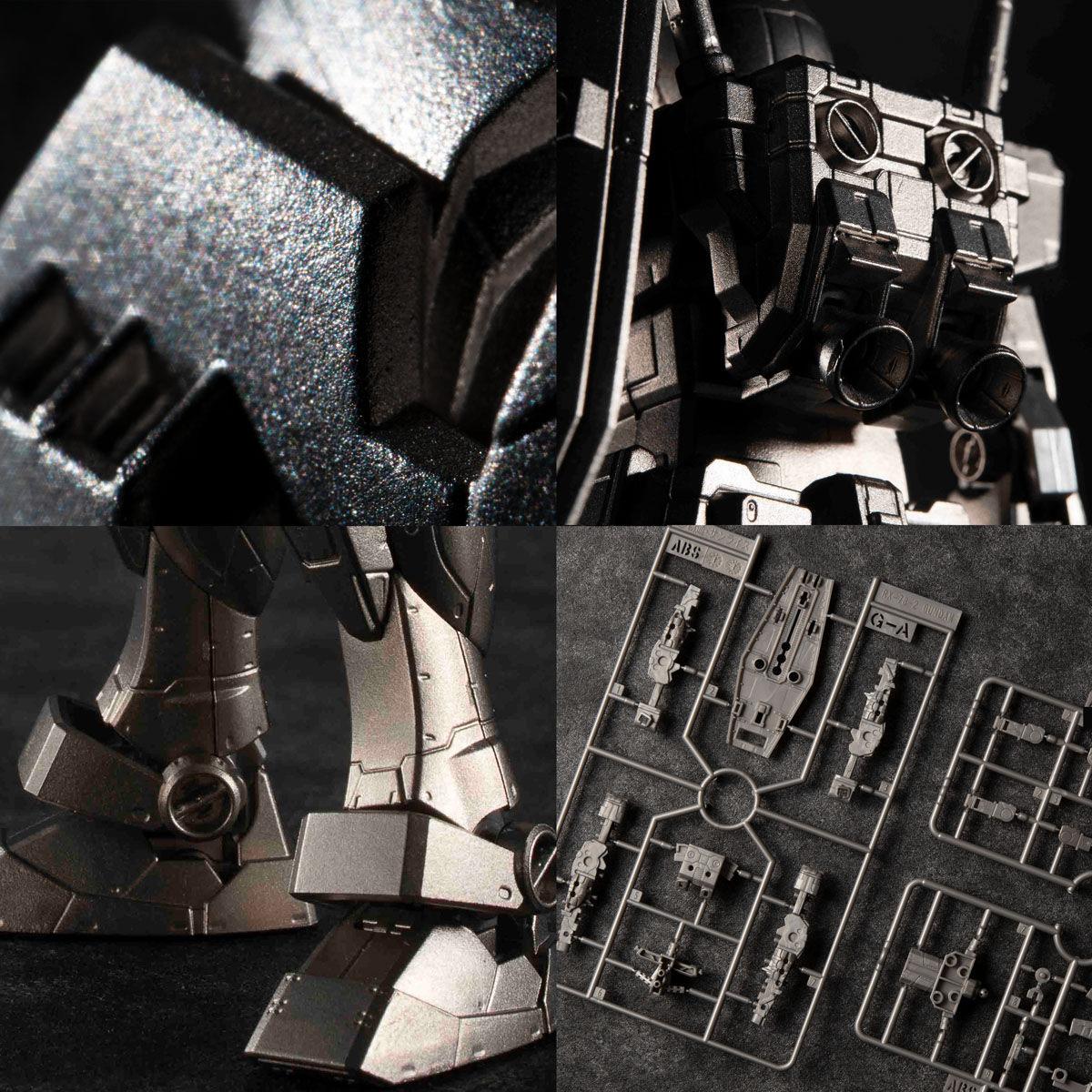 【限定販売】ガンダリウム合金モデル『RX-78-2 ガンダム』1/144 合金モデル-009