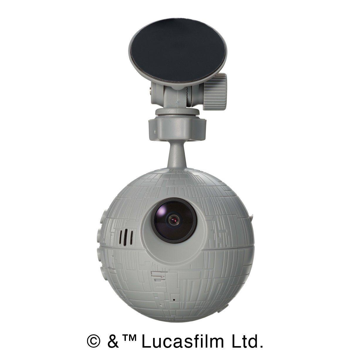 【限定販売】スター・ウォーズ『スターウォーズ ドライブレコーダー SW-MS01』カー用品-002
