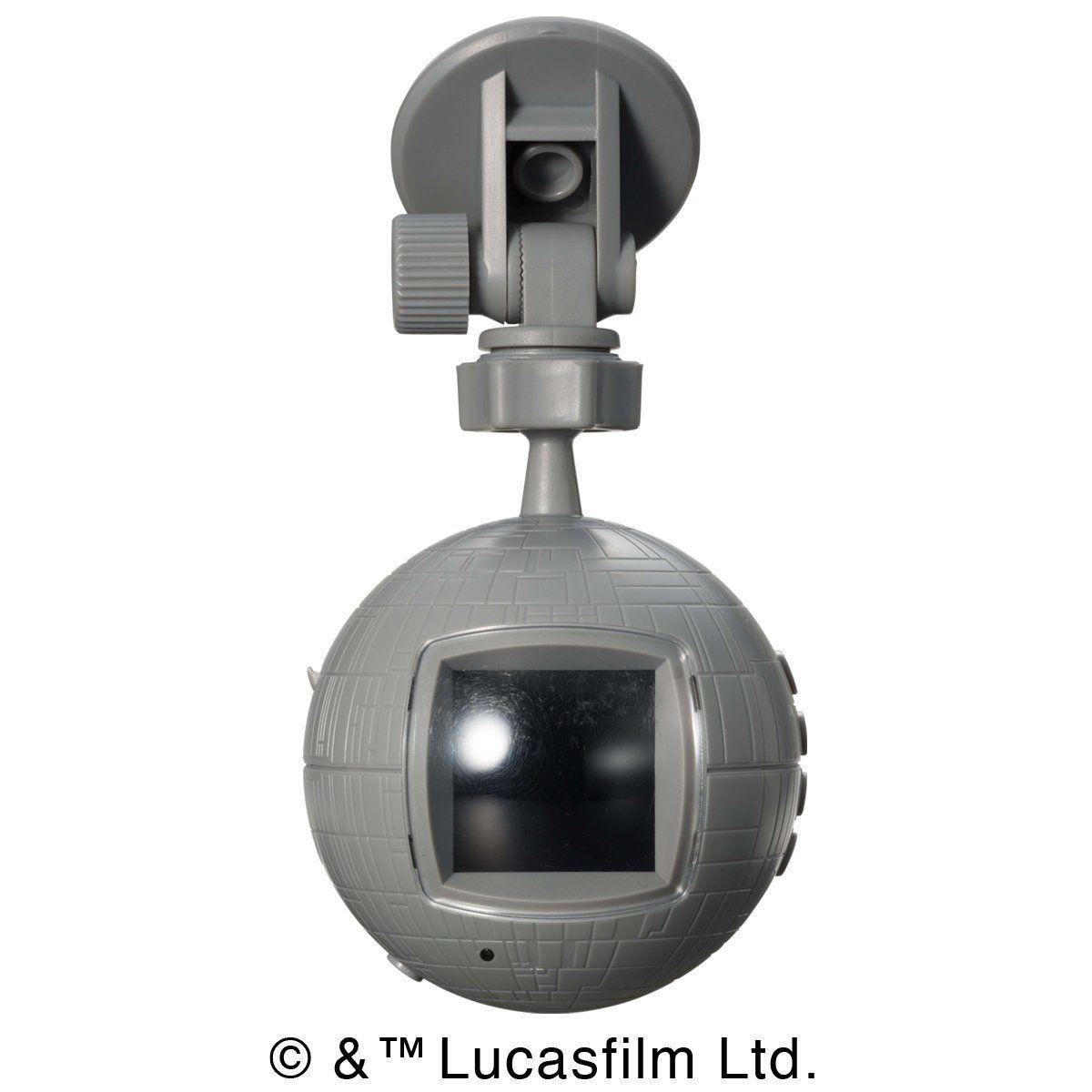 【限定販売】スター・ウォーズ『スターウォーズ ドライブレコーダー SW-MS01』カー用品-003