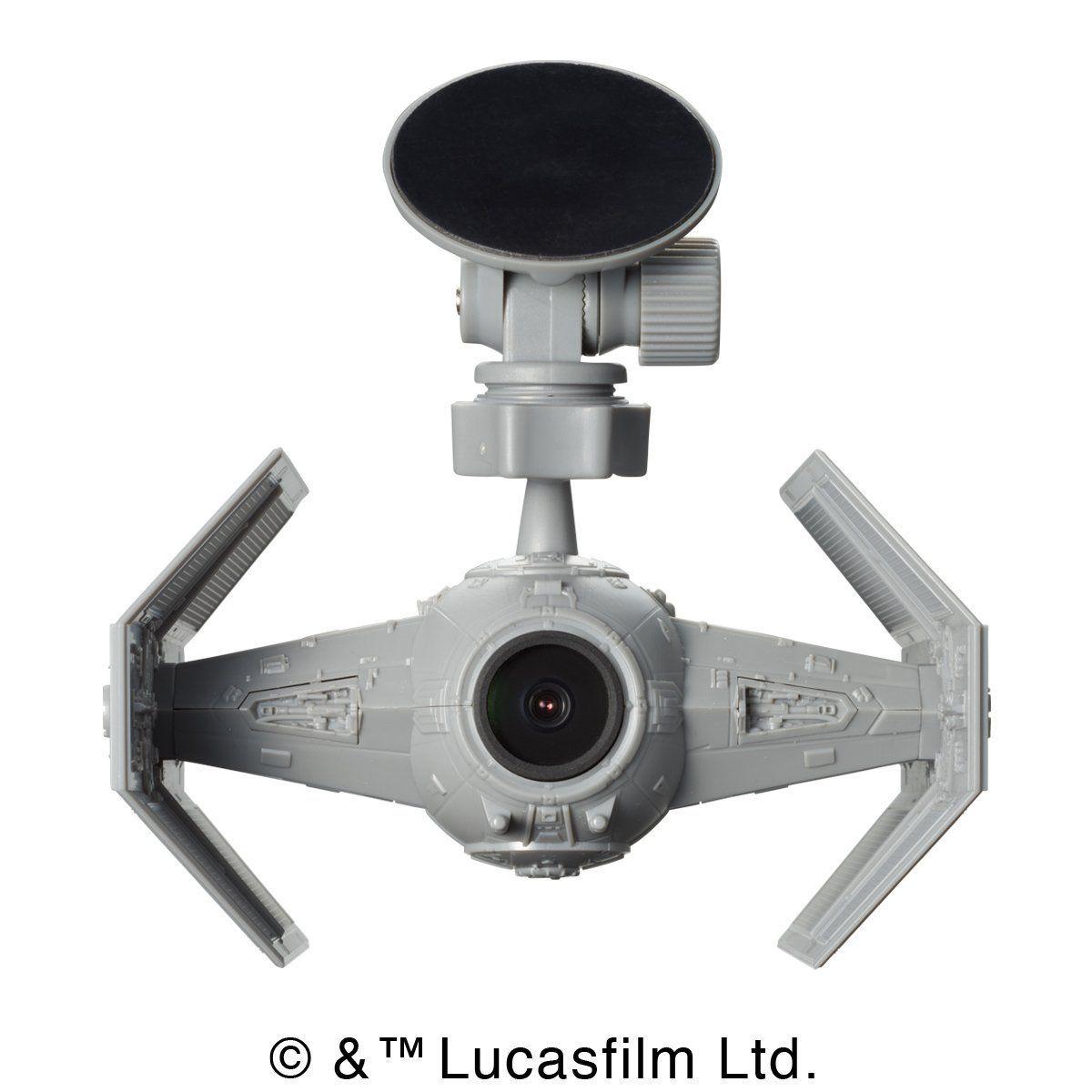【限定販売】スター・ウォーズ『スターウォーズ ドライブレコーダー SW-MS01』カー用品-005