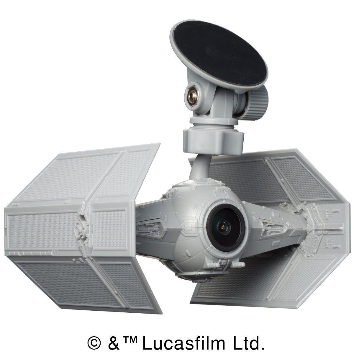 【限定販売】スター・ウォーズ『スターウォーズ ドライブレコーダー SW-MS01』カー用品-006