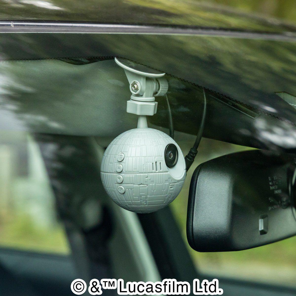 【限定販売】スター・ウォーズ『スターウォーズ ドライブレコーダー SW-MS01』カー用品-008