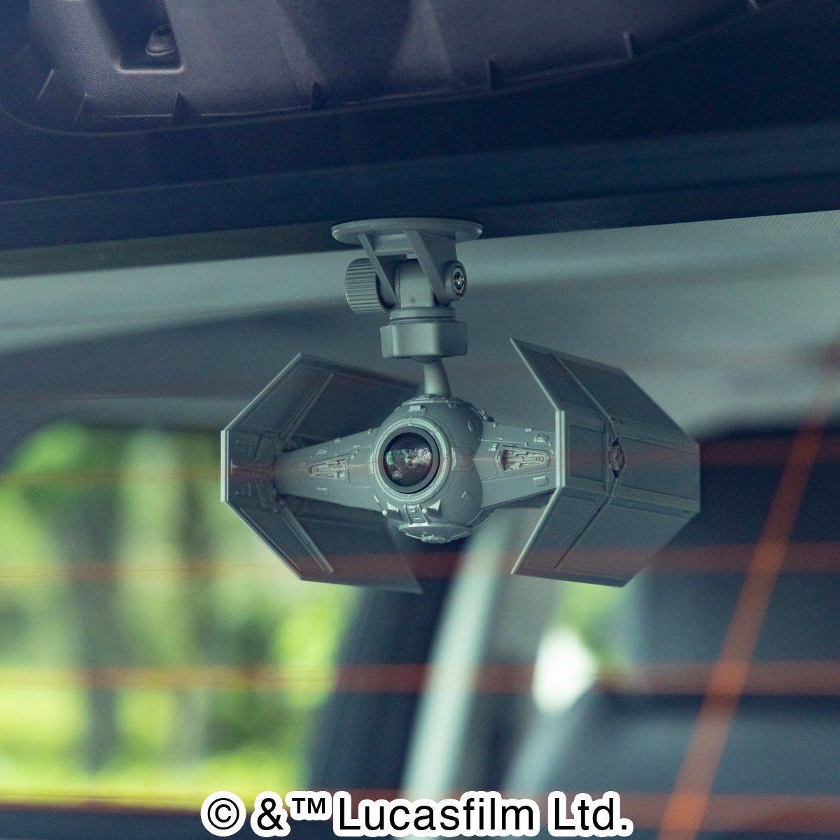 【限定販売】スター・ウォーズ『スターウォーズ ドライブレコーダー SW-MS01』カー用品-009