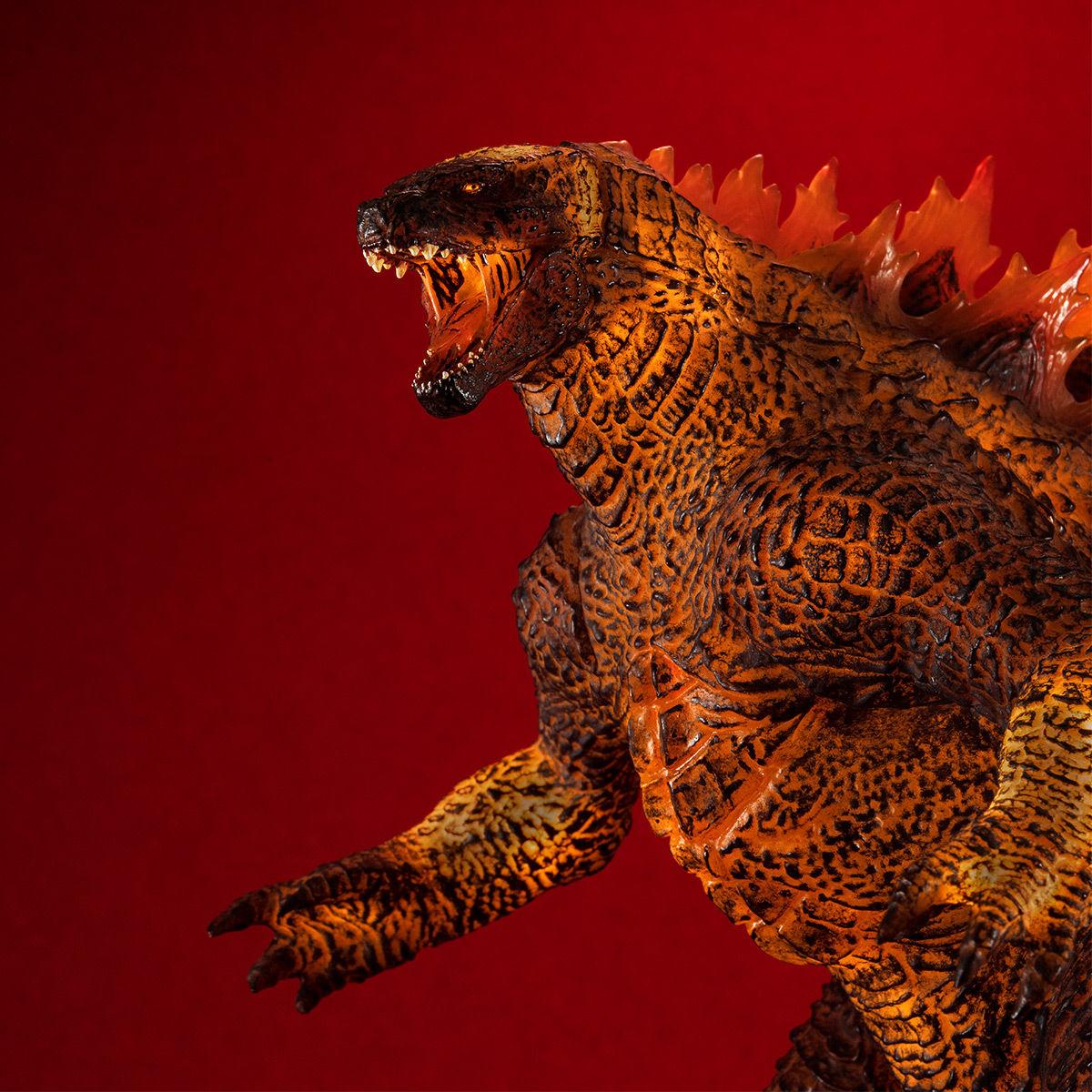 【限定販売】UA Monsters『バーニング・ゴジラ 2019(GODZILLA II)』ゴジラ キング・オブ・モンスターズ 完成品フィギュア-006