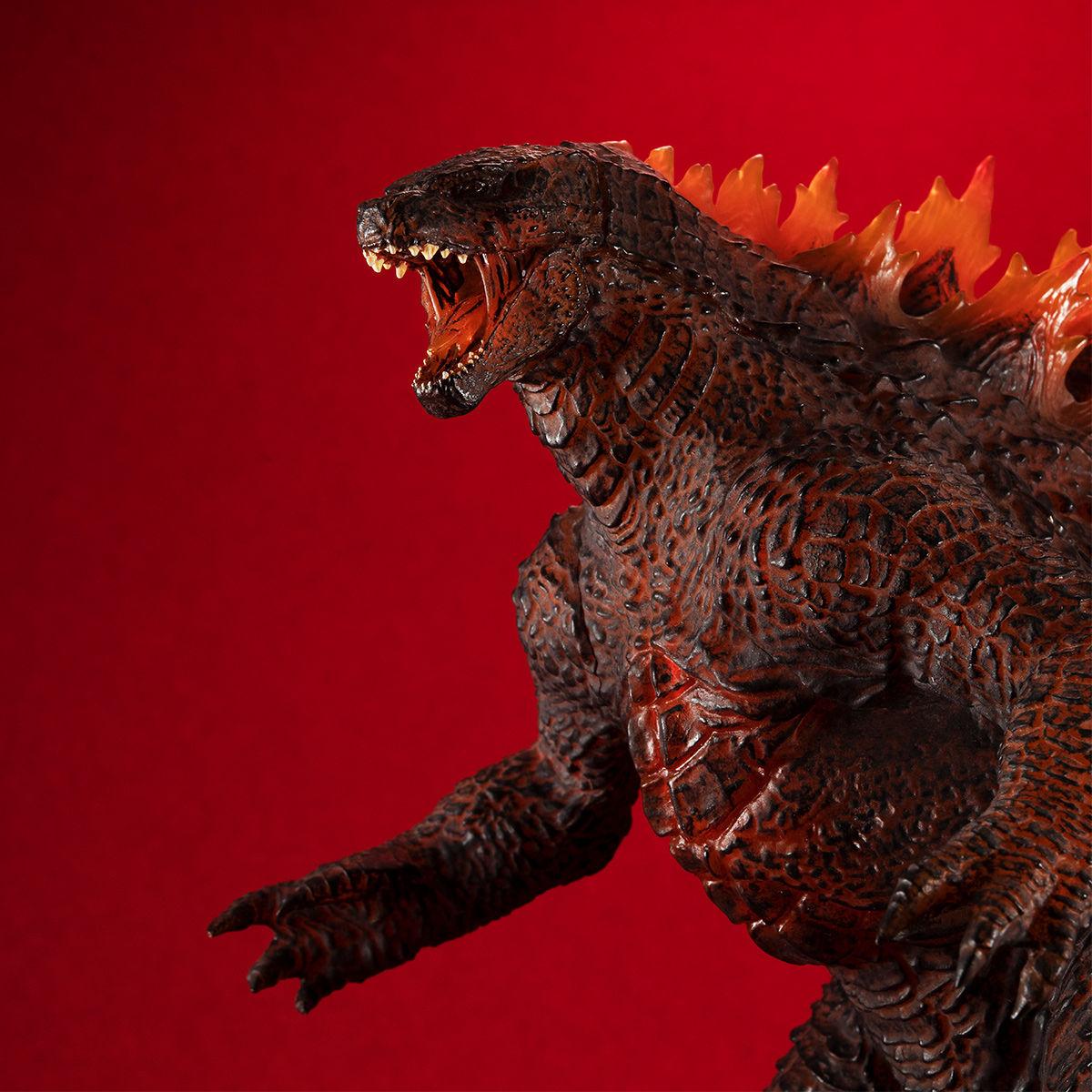 【限定販売】UA Monsters『バーニング・ゴジラ 2019(GODZILLA II)』ゴジラ キング・オブ・モンスターズ 完成品フィギュア-009