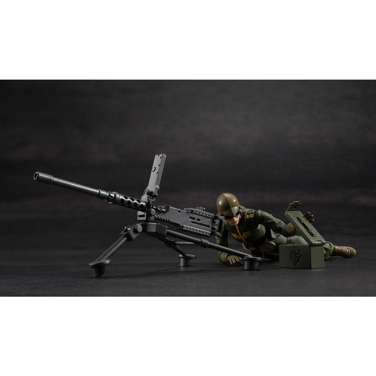 G.M.G. ガンダムミリタリージェネレーション『ジオン公国軍一般兵士01』1/18 可動フィギュア-025