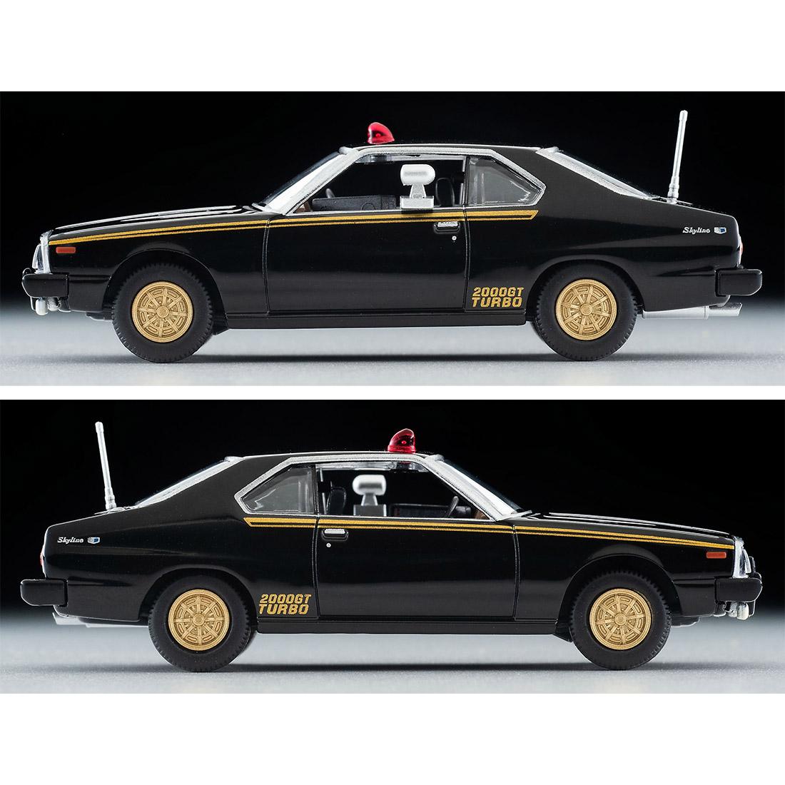 トミカリミテッド ヴィンテージ ネオ TLV-NEO『西部警察 Vol.23 マシンX』1/64 ミニカー-005
