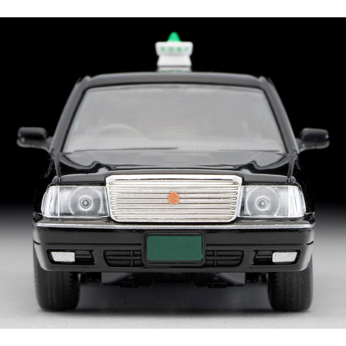 トミカリミテッド ヴィンテージ ネオ TLV-NEO『LV-N218a トヨタ クラウンコンフォート 東京無線タクシー(緑)』1/64 ミニカー-012
