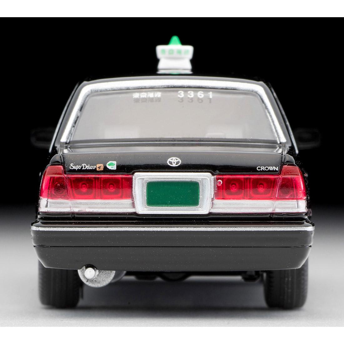 トミカリミテッド ヴィンテージ ネオ TLV-NEO『LV-N218a トヨタ クラウンコンフォート 東京無線タクシー(緑)』1/64 ミニカー-013