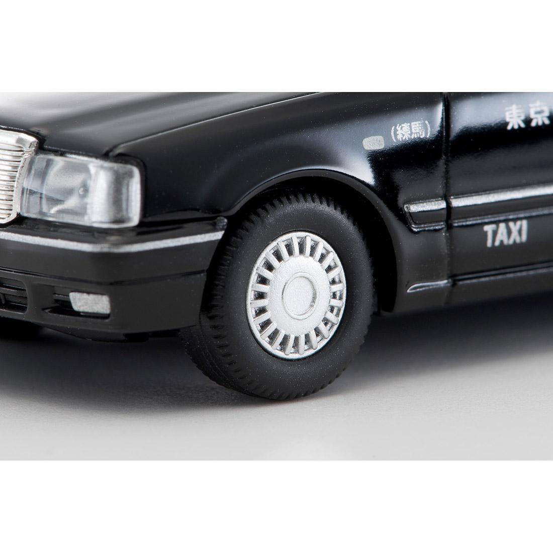 トミカリミテッド ヴィンテージ ネオ TLV-NEO『LV-N218a トヨタ クラウンコンフォート 東京無線タクシー(緑)』1/64 ミニカー-015