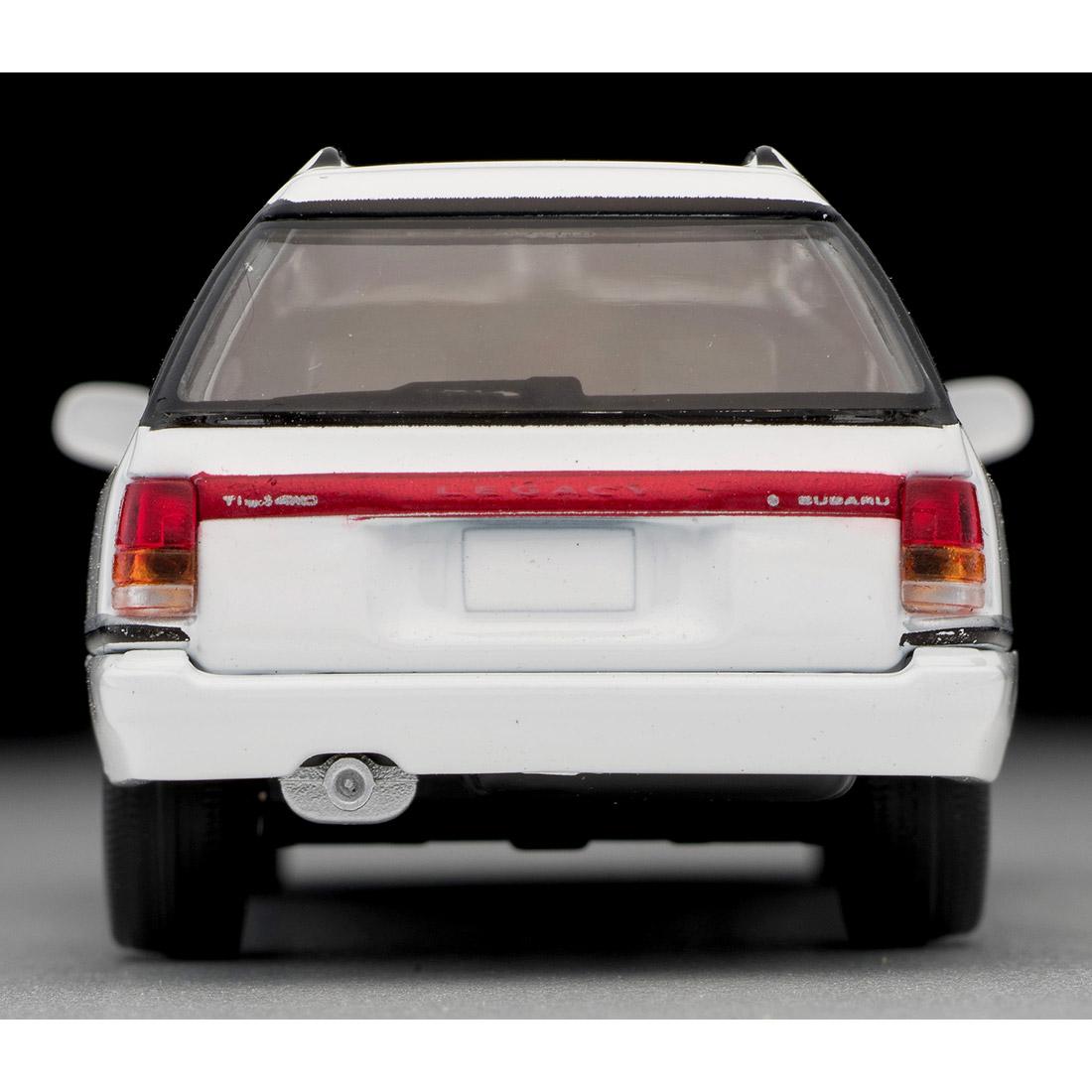 トミカリミテッド ヴィンテージ ネオ TLV-NEO『LV-N220a スバル レガシィ ツーリングワゴン Ti type S(白)』1/64 ミニカー-004