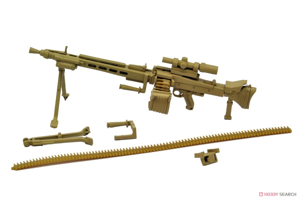 リトルアーモリー LA064『MG3KWSタイプ』1/12 プラモデル-001