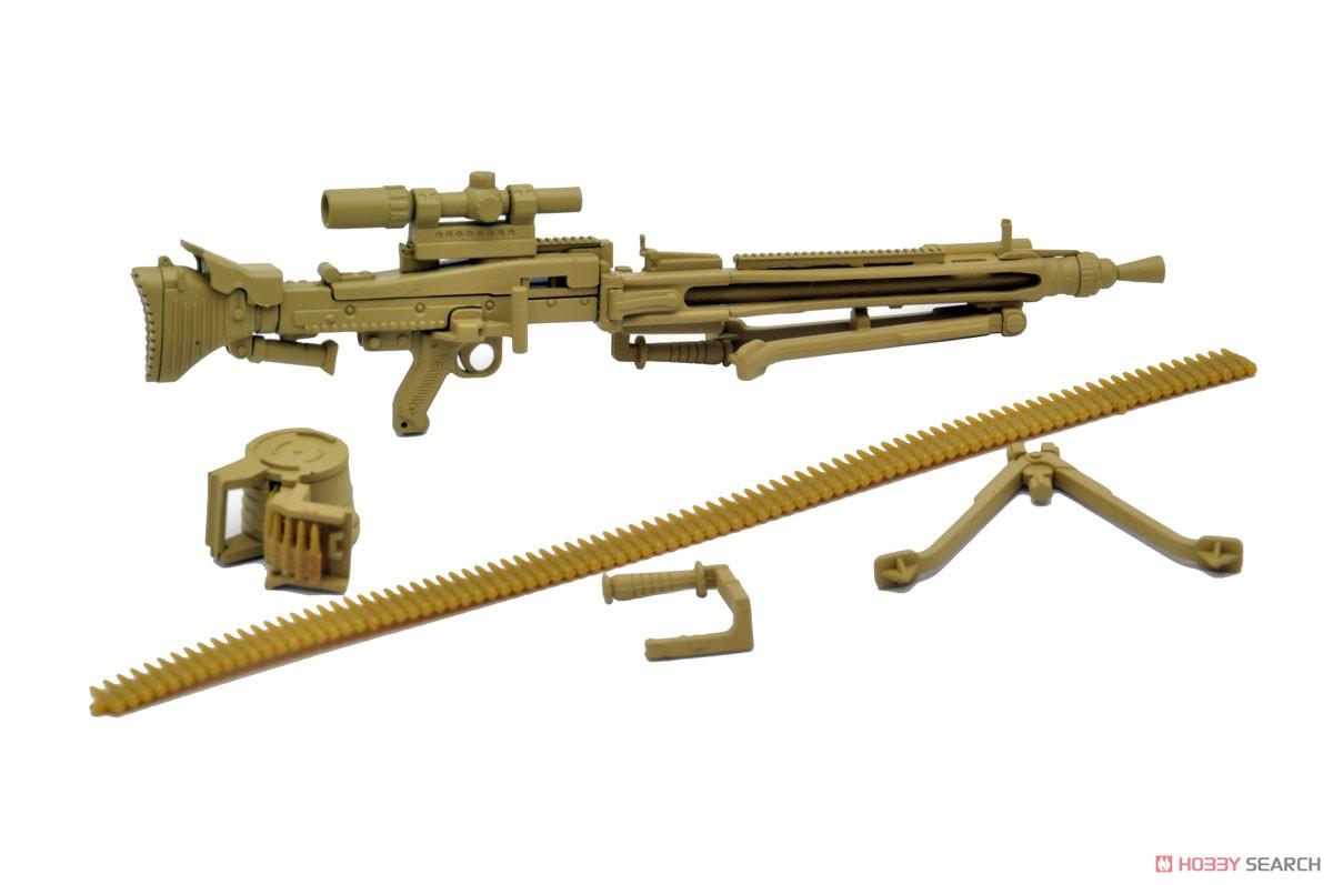 リトルアーモリー LA064『MG3KWSタイプ』1/12 プラモデル-003