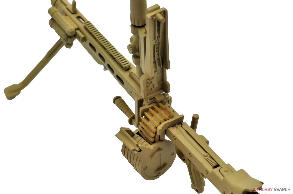 リトルアーモリー LA064『MG3KWSタイプ』1/12 プラモデル-004
