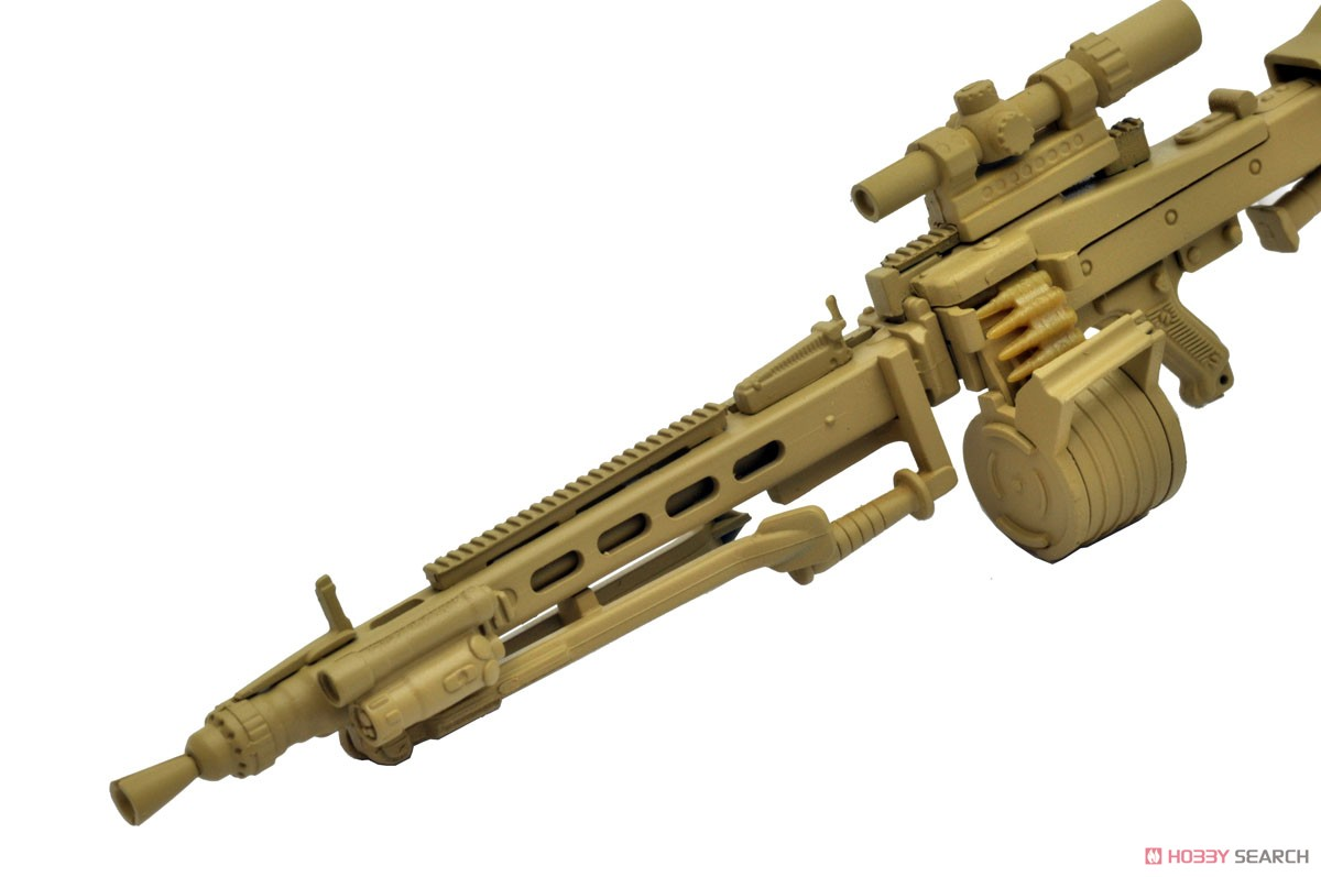 リトルアーモリー LA064『MG3KWSタイプ』1/12 プラモデル-005