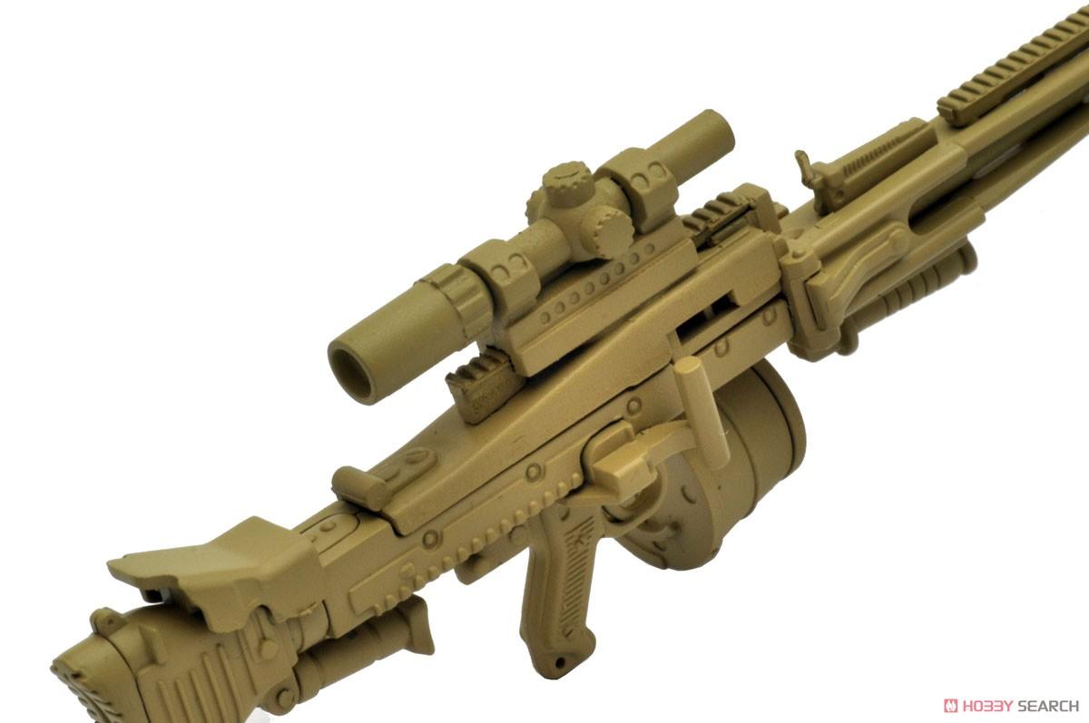 リトルアーモリー LA064『MG3KWSタイプ』1/12 プラモデル-006