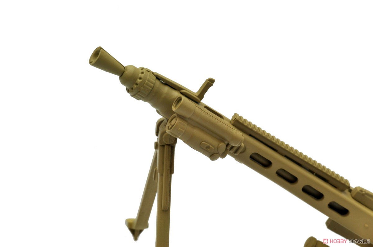 リトルアーモリー LA064『MG3KWSタイプ』1/12 プラモデル-007