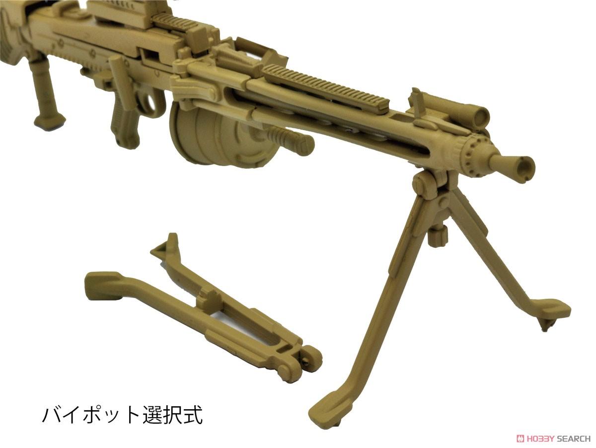 リトルアーモリー LA064『MG3KWSタイプ』1/12 プラモデル-010