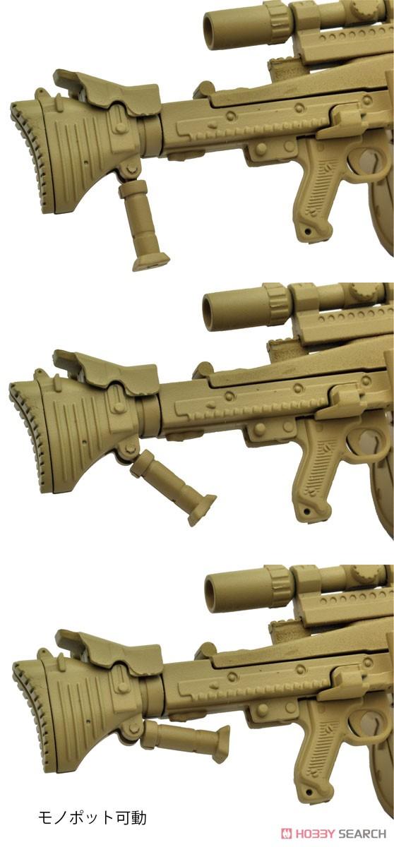 リトルアーモリー LA064『MG3KWSタイプ』1/12 プラモデル-011