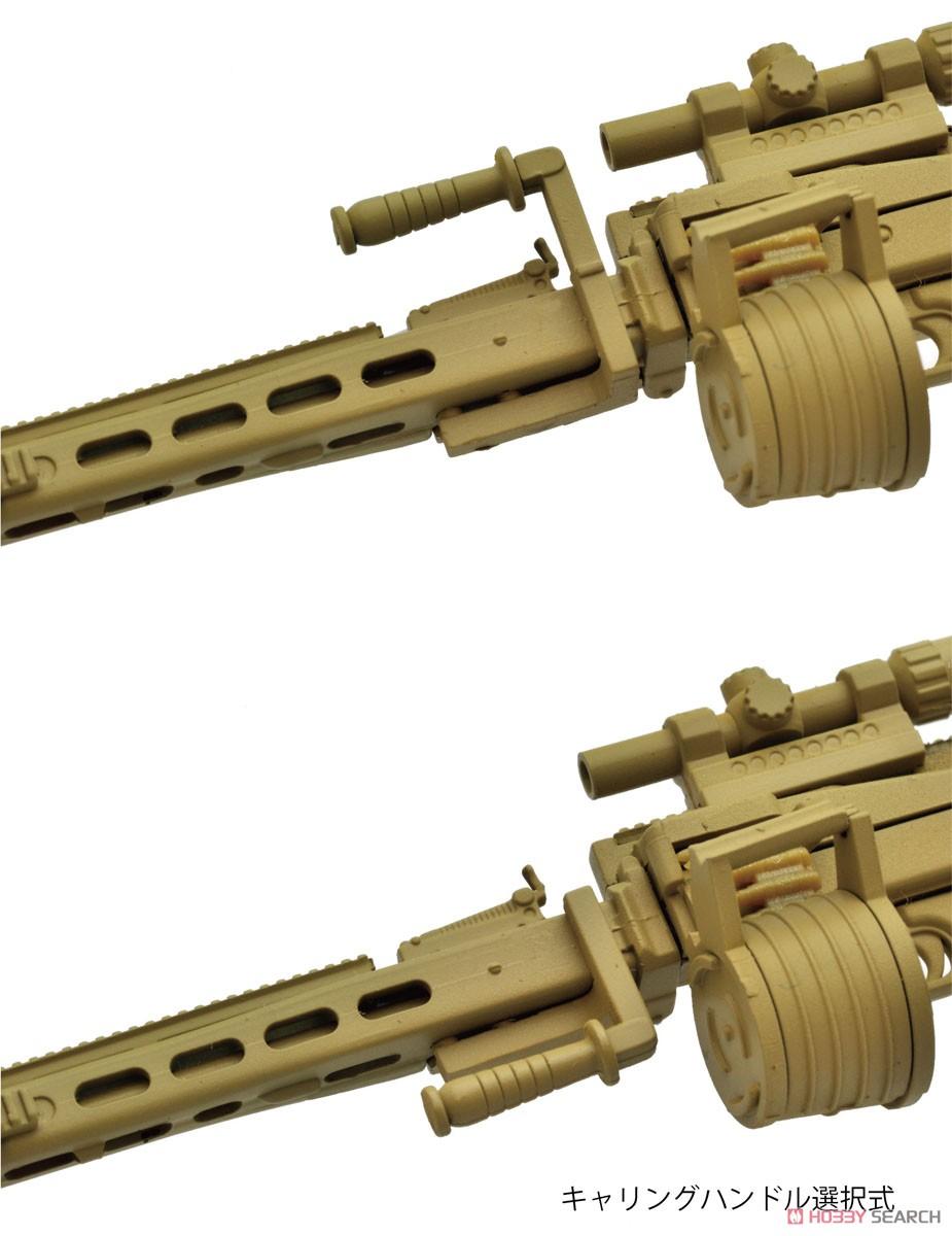 リトルアーモリー LA064『MG3KWSタイプ』1/12 プラモデル-012