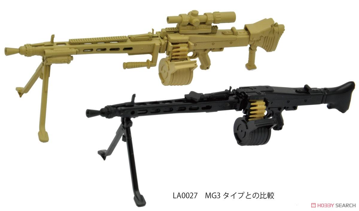 リトルアーモリー LA064『MG3KWSタイプ』1/12 プラモデル-013